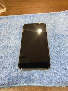 iPhone12proMax ガラスコーティング施工