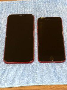アイフォーン11プロ&SE(第二世代) ガラスコーティング いなべ市