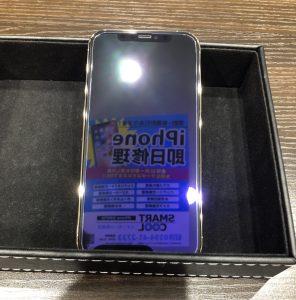 iPhone12 ガラスコーティング&フィルム貼り済