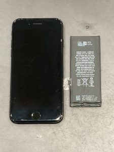 iPhone 7 電池交換 桑名市