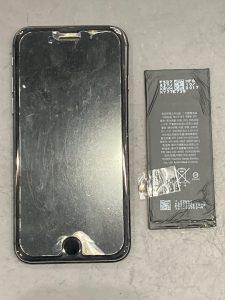 iPhone 8 電池交換 四日市市